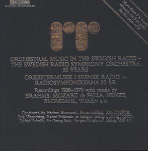Swedish Radio Symphony Orchestra , Swedish Radio Symphony Orchestra