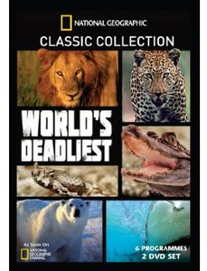 Nat-Geo-World's Deadliest [Import]