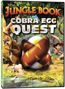 The Jungle Book: The Cobra Egg Quest