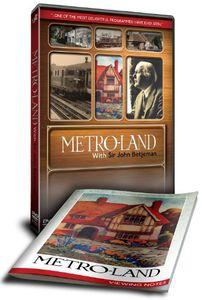 Metroland with Sir John Betjeman [Import]