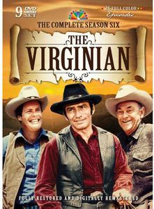 The Virginian: The Complete Sixth Season