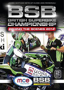 British Superbike Championship 2014-Behind [Import]