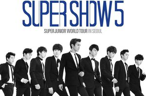 World Tour in Seoul-Super Show 5 [Import]