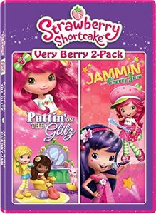Strawberry Shortcake Very Berry 2-Pack: Puttin' on the Glitz /  Jammin'with Cherry Jam