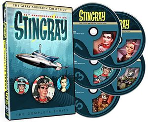 Stingray: The Complete Series