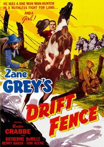 Drift Fence (Texas Desper