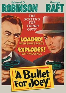 A Bullet for Joey , Edward G. Robinson