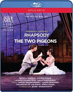 Ashton: Rhapsody /  The Two Pigeons