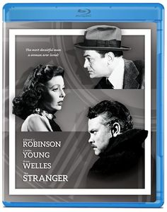 The Stranger , Edward G. Robinson