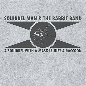 A Squirrel With A Mask Is Just A Raccoon