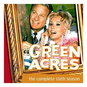 Green Acres: Season 6 [Import]