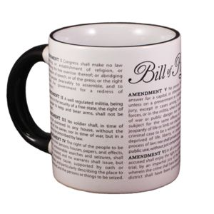 Disappearing Civil Liberties 10 Oz Coffee Mug