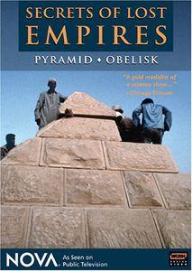 Nova: Secrets of Lost Empires-Obelisk & Pyramid