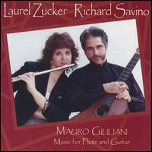 Mauro Giuliani -Music for Flute & Guitar