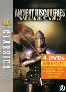 History Classics: Ancient Discoveries - War In The Ancient World