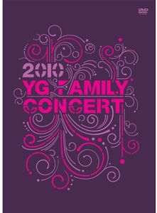 Yg Family Live Concert 2010 [Import]