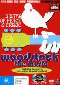 Woodstock-The Music [Import]