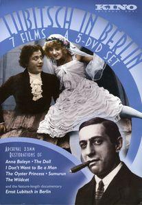 Lubitsch in Berlin (7 Films - A 5-DVD Set)