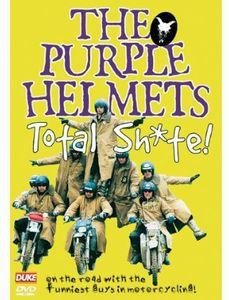 Purple Helmets Total Sh*t