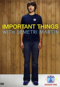 Important Things With Demitri Martin: Season One