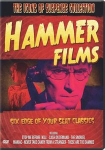The Icons of Suspense Collection: Hammer Films