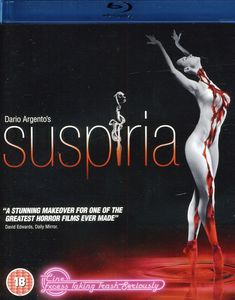 Suspiria-Blu Ray [Import]