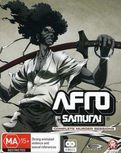 Afro Samurai: The Complete Murder Sessions [Import]