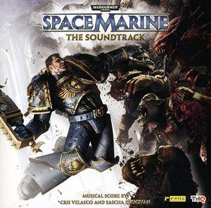 Warhammer 40000: Space Marine (Original Game Soundtrack)