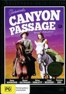 Canyon Passage [Import]
