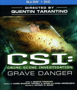 CSI: Grave Danger