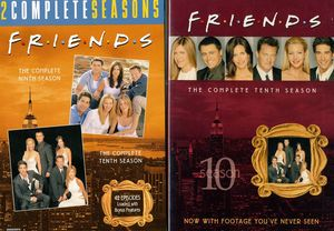 Friends: The Complete Ninth and Tenth Season