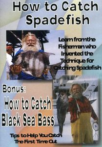 How to Catch Spadefish and How to Catch Black Sea Bass