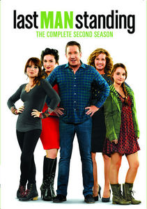 Last Man Standing: The Complete Second Season , Tim Allen