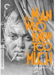The Man Who Knew Too Much (Criterion Collection)