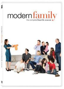 Modern Family: The Complete Fourth Season