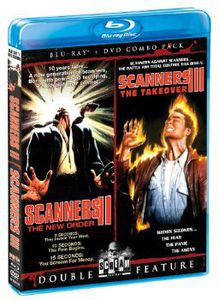 Scanners II: The New Order /  Scanners III: The Takeover