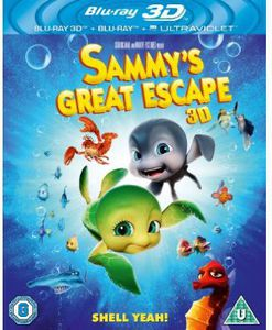Sammy's Great Escape 3D [Import]