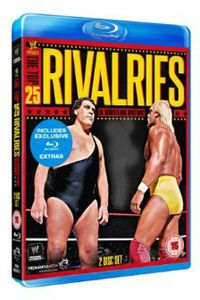 WWE : Top 25 Rivalries [Import]