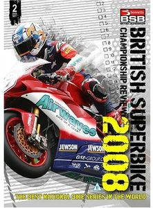 British Superbike Review 2008 [Import]