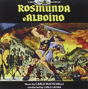 Rosmunda E Alboino [Import]