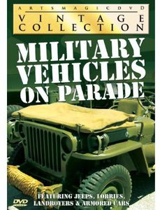 Military Vehicles on Parade