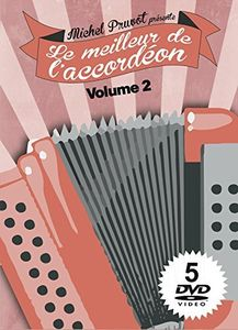 Coffret DVD Le Meilleur de L'accordeon 2 /  Various [Import]