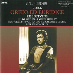 Orfeo Ed Euridice: Stevens