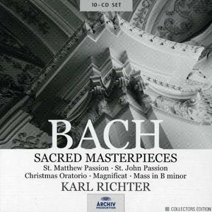 Bach: Sacred Masterpieces /  Various