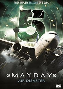 Mayday Air Disaster - Complete Series 5 [Import]