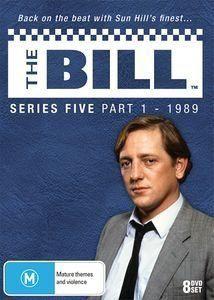 Bill: Series 5 - Part 1 [Import]