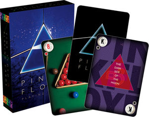 Pink Floyd - Dark Side of the Moon Playing Cards Deck