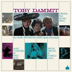 Toby Dammit (Original Soundtrack) [Import]