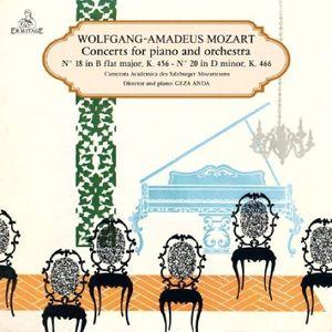 Mozart Concerto K466 N.18 /  KV456 N.20 [Import]