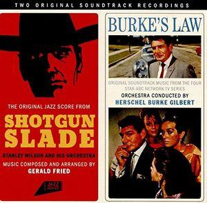 Shotgun Slade /  Burke's Law /  O.s.t.